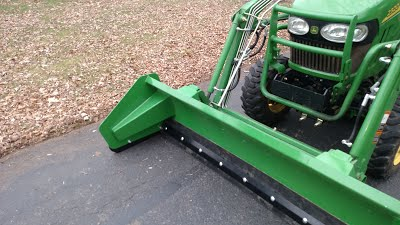 1-Series Snow Removal Options - Tractor Time With Tim