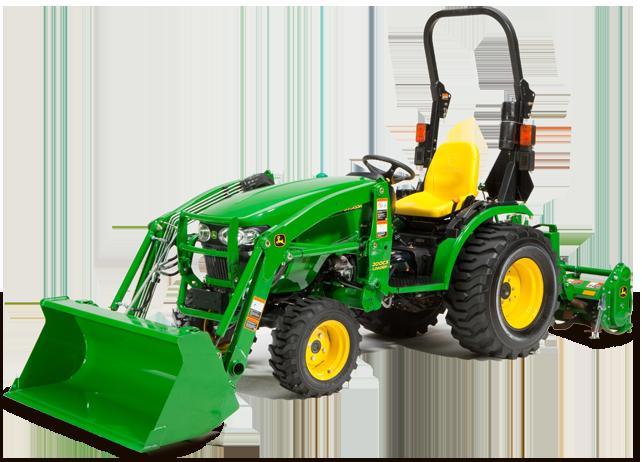 2032r John Deere Wheel Spacers : John deere r highlights tractor time