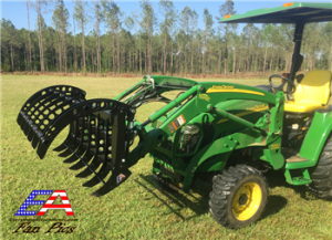 Sub-Compact Grapple Roundup - Tractor Time With Tim