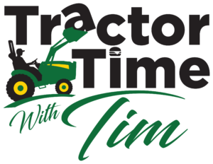 Tractor Time With Tim Logo